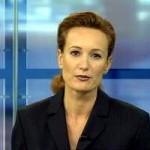 Moderatorin Susanne Kronzucker